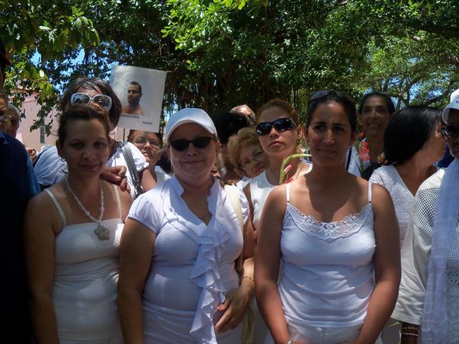 Laura Pollan al centroFotos: LuisFelipeRojas