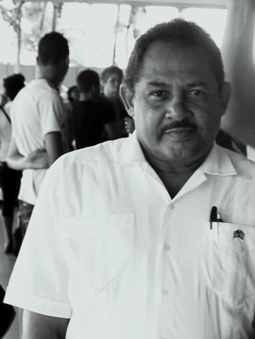 Hector Julio Cedeño Negrín Foto: Luis Felipe Rojas