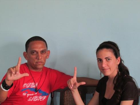 Rosa y Rolando
