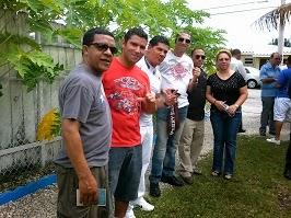 Amigos de la ADO en Miami