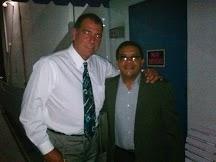 Con el estelar René Arocha