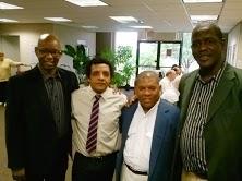 Cuesta Morúa, Leo Calvo y Madrazo