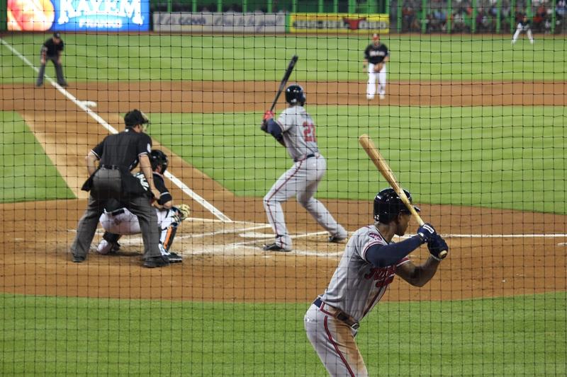 Doble swing (Foto: Luis Felipe Rojas)