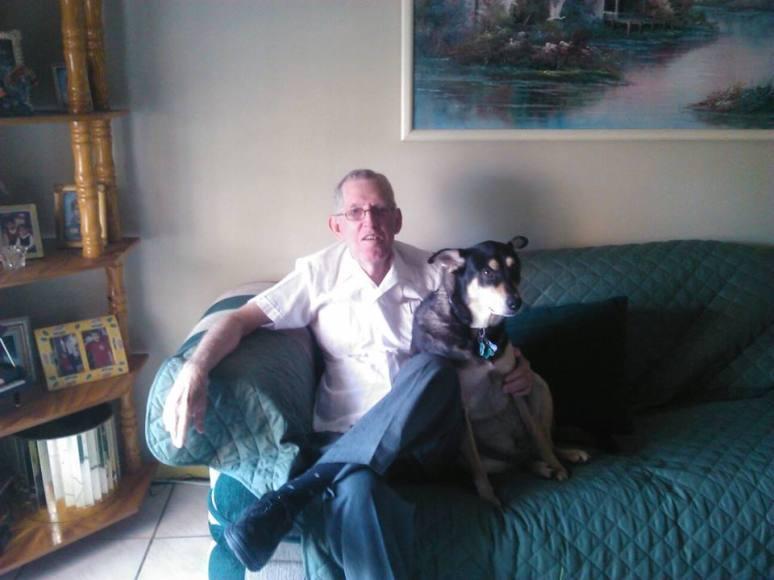 pablo garcia-con perro