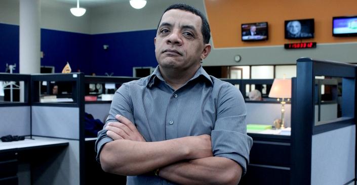 Luis Felipe Rojas. Foto: Josh Siegel.