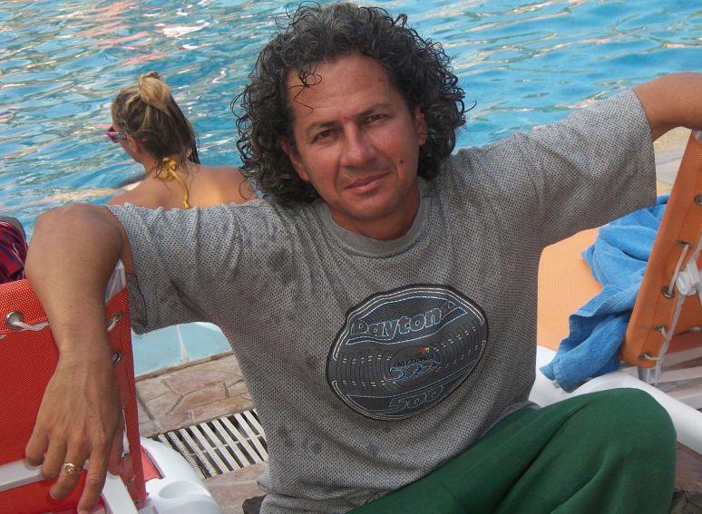 Rafael Vilches, escritor cubano.