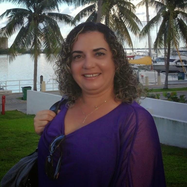 Bloguera Yoaxis Marcheco. Foto tomada del blog La Rosa Blanca