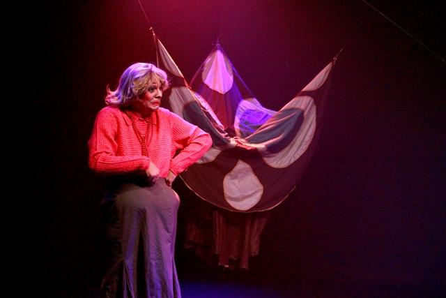 Historia de una muñeca abandonada, Teatro Pálpito. Fotos LFRojas.