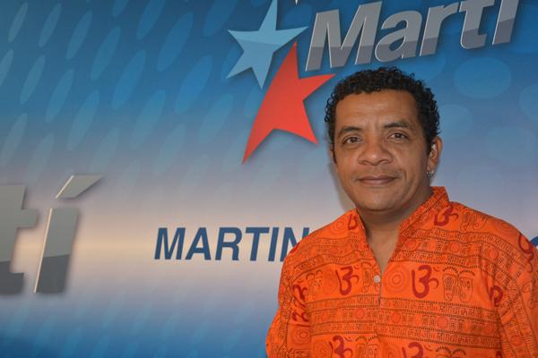 Luis felipe Rojas. Foto: E. Aguado.