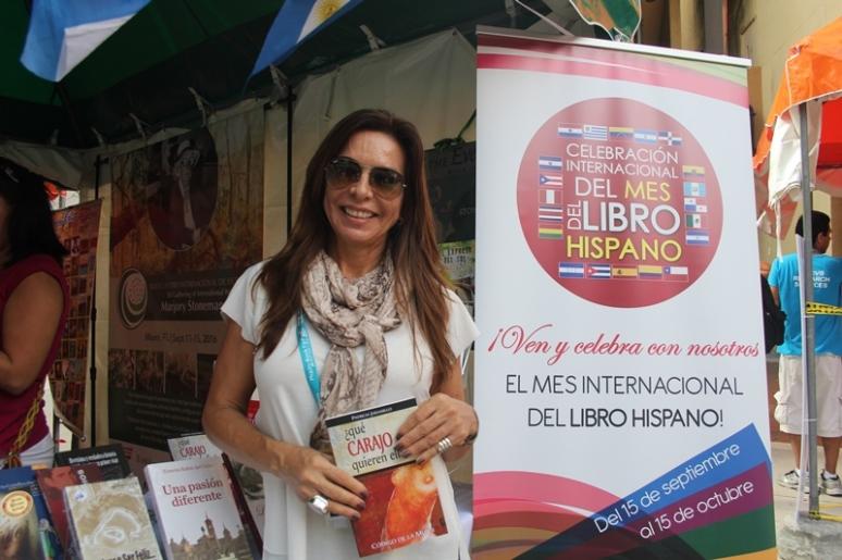 """Patricia Jaramillo, autora del libro """"¿Qué carajo quieren ellas?"""", Foto: Luis Felipe Rojas."""