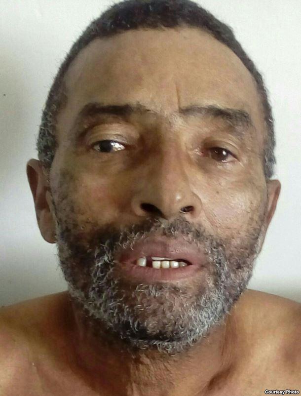 Carlos M. Pupo Rodríguez, activista de derechos humanos condenado a varios meses de reclusión domiciliaria.