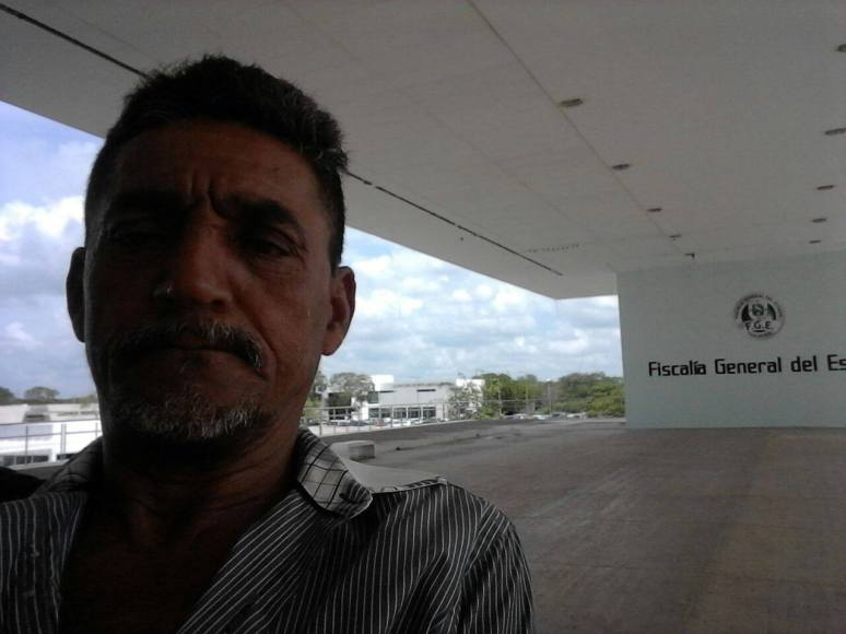 Cándido Ríos Vázquez, periodista asesinado en México el 22 de agosto de 2017.