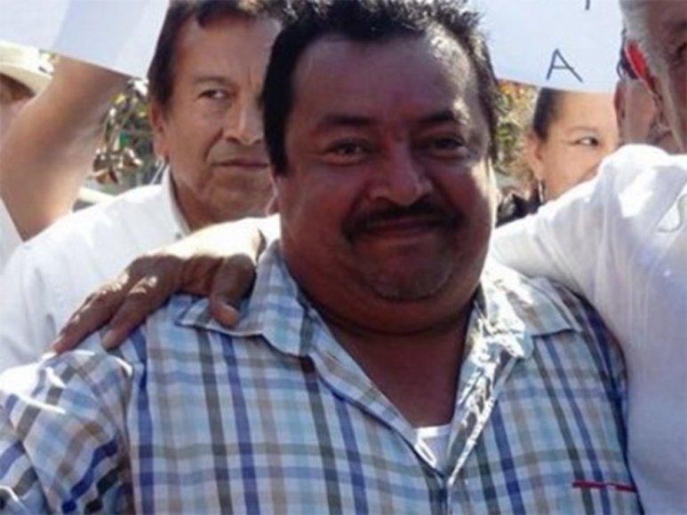Leobardo Vázquez, periodista mexicano asesinado el miércoles 21 de marzo de 2018 en Veracruz.