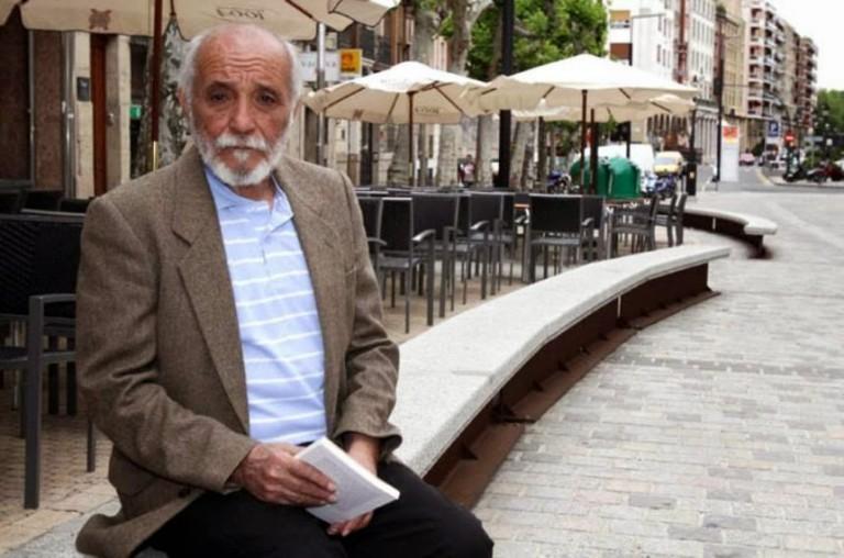 Rafael Alcides, poeta, periodista y novelista cubano, fallecido el 19 de junio de 2018 en La Habana, Cuba. (Web screen shot).
